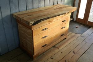 maple, ambrosia maple, chest, wooden, wood, slabwood, cottage, brown, planks, lumber