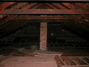 How To Put Plywood Flooring In An Attic Over Insulation