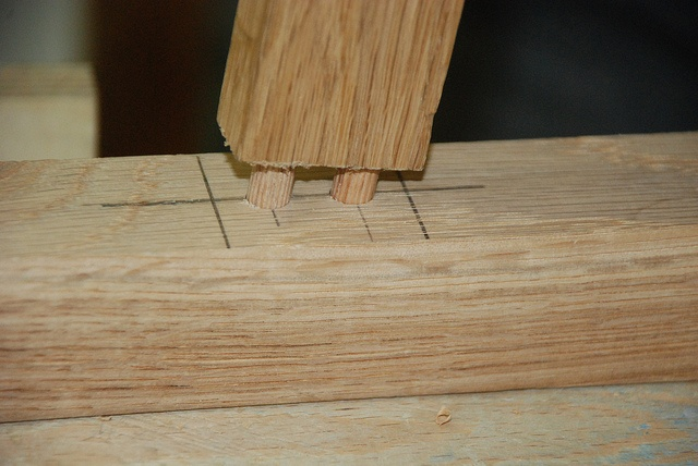 dowel joint, wood