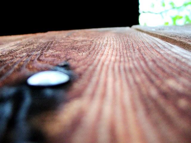 grooves, wood