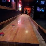 How to Make a Shuffleboard Table