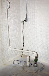 sump pump, pump, basement