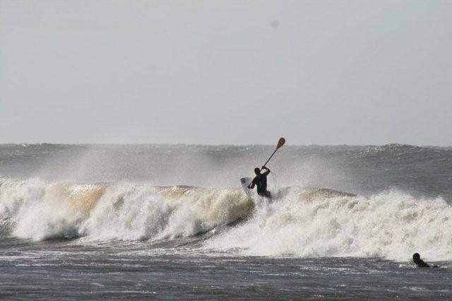 sup, paddleboard, sea