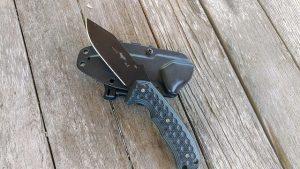 utility knife, wood