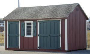 vinyl, shed, house, barn