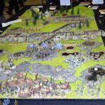 Building a Wargame Table