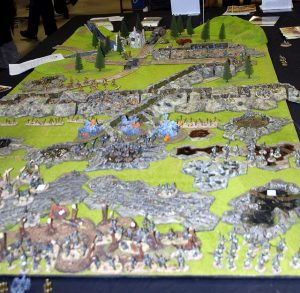 wargame table, game, toys