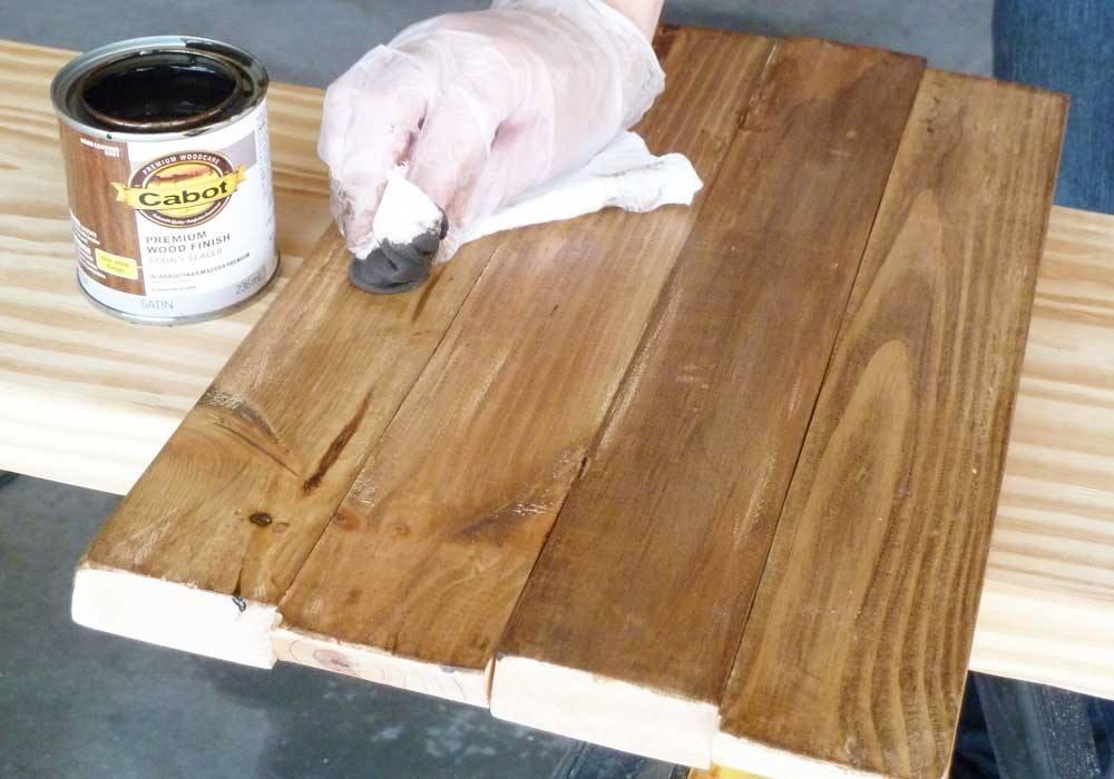 staining wood,wood finish,cabot