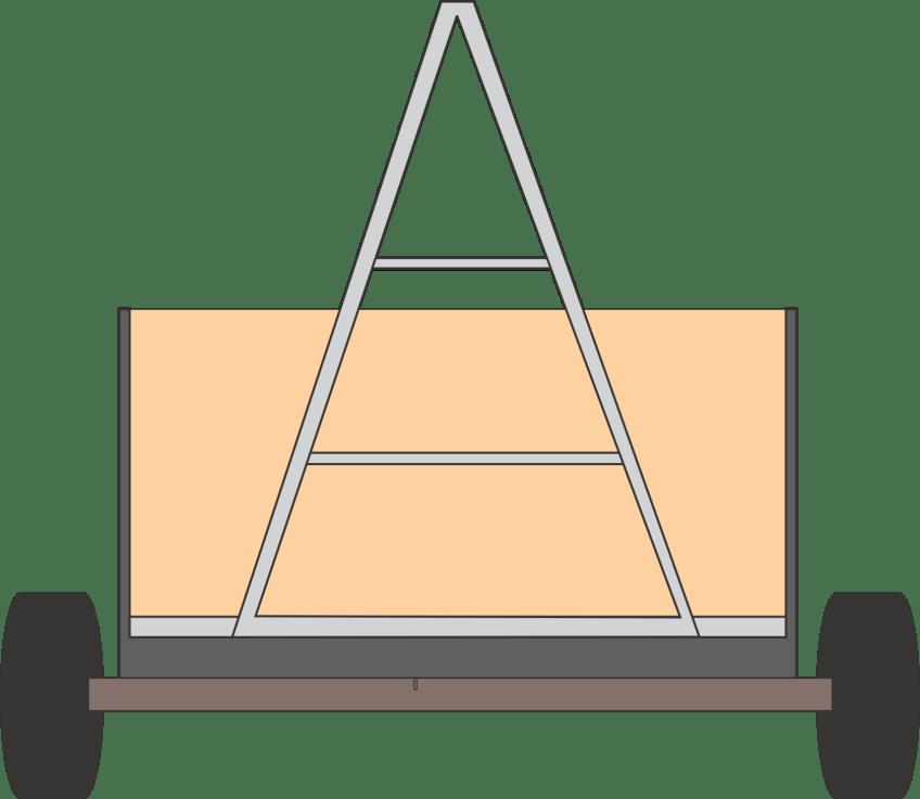 trailer,rack