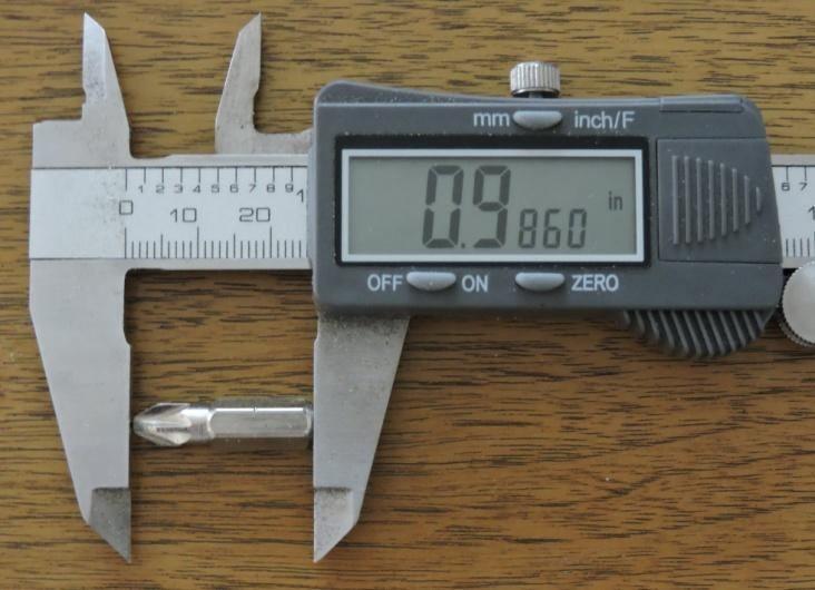 calipers, measure, outside