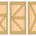 Barn Door Plans