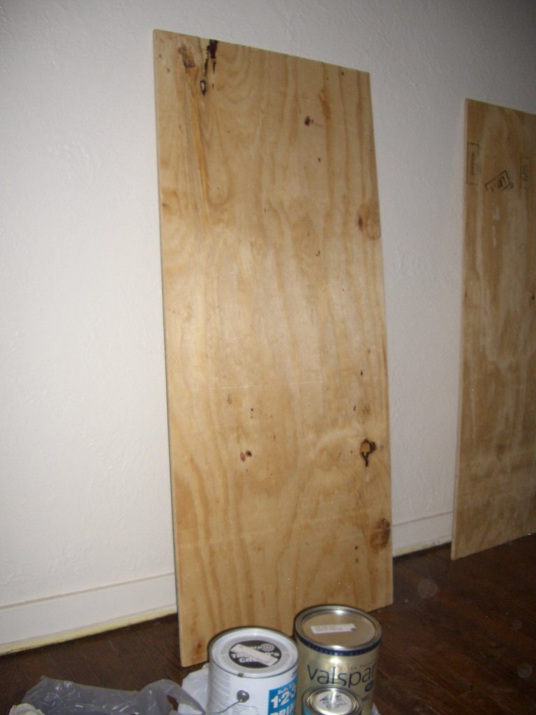 plywood mattress support