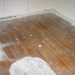 Plywood Under Carpet