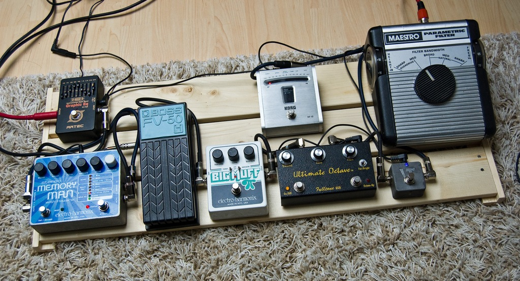 gorm pedalboard