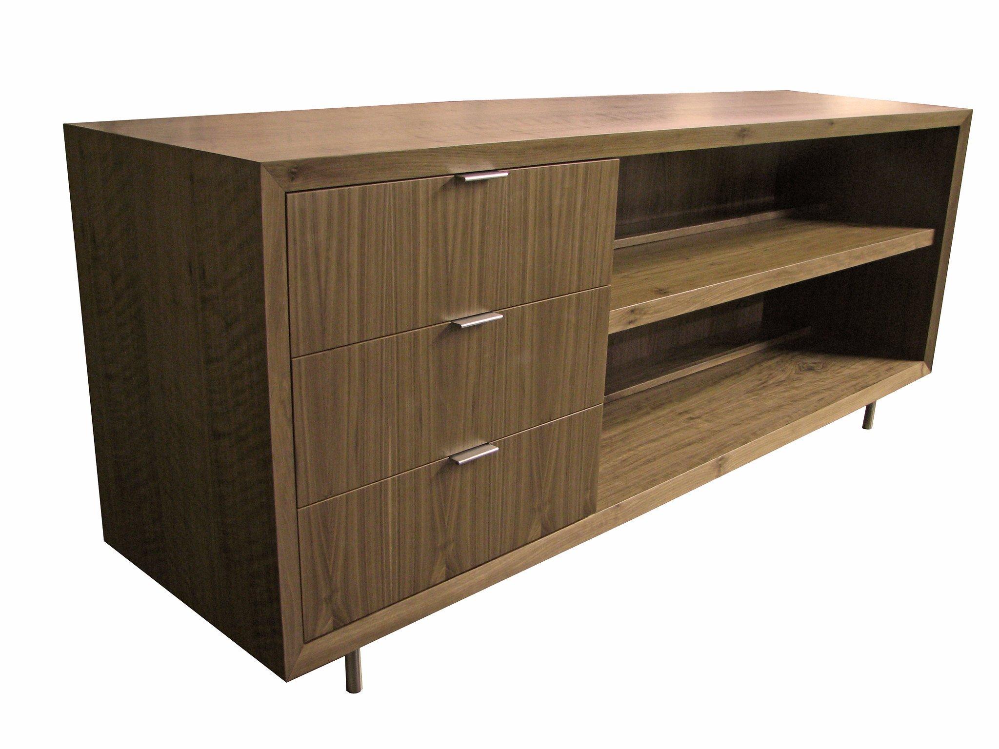 credenza, wooden